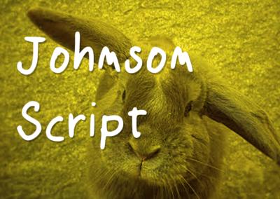 Johnson Script